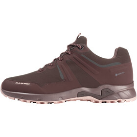 Mammut Ultimate Pro Low GTX Sko Damer, dark deep taupe